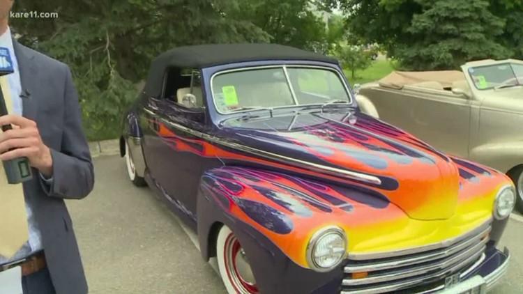 Fab S Car Show At MN State Fairgrounds Karecom - Car show mn