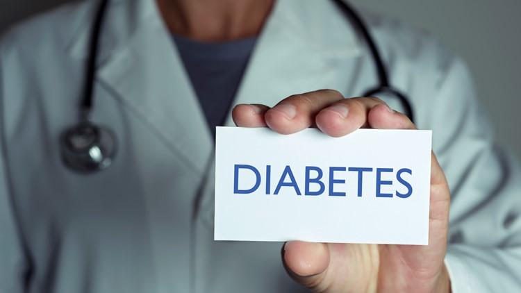 Real Men Wear Gowns: Managing Diabetes