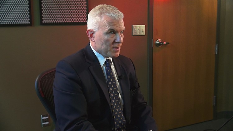 Joel Smith, an attorney specializing in nursing home abuse and neglect cases. Credit: KARE 11