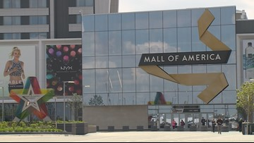 Warrant: Suspect placed hidden cameras in dressing rooms at MOA
