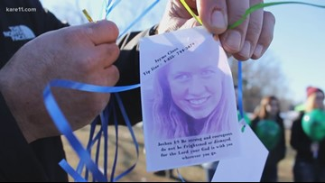 Sheriff: Jayme Closs taught us to 'never give up hope'