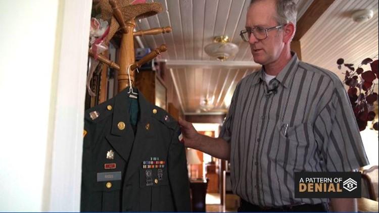 Pattern of Denial: Atlanta Veteran David Riggs