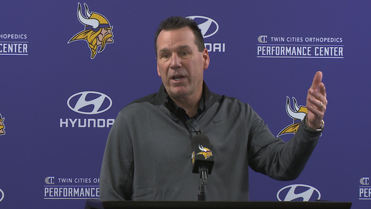 Vikings offensive coordinator announces retirement