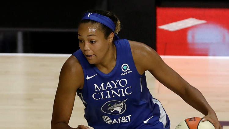 Young has career-high 29 points, Aces beat Lynx