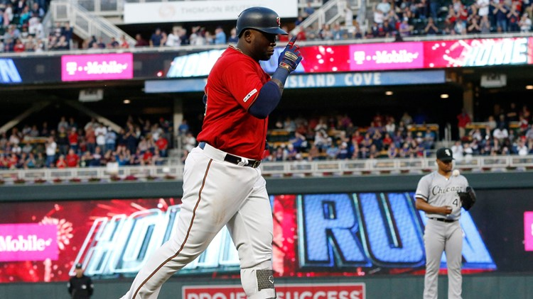 Homer-happy Twins romp past White Sox