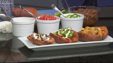 National Family Meals Month: Cooking with sweet potatoes