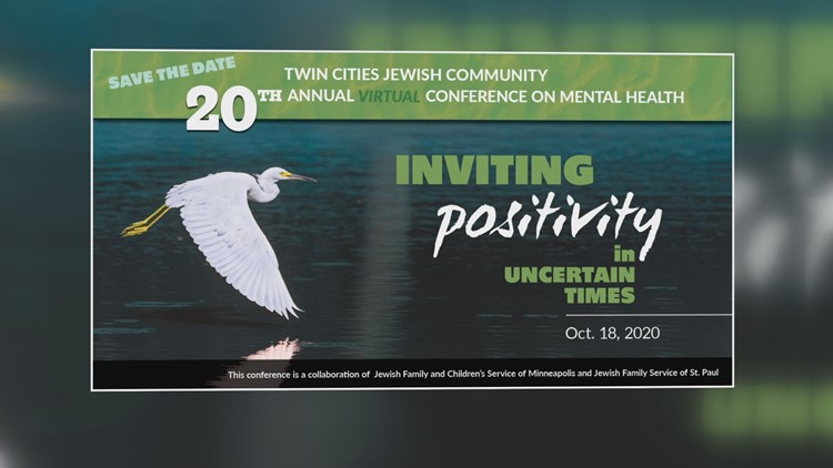 Annual conference creating safe space to talk about mental health