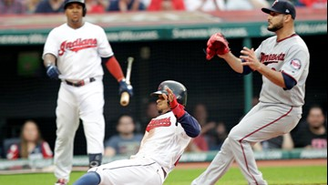 Twins pitching falters in long 9-7 loss to Cleveland