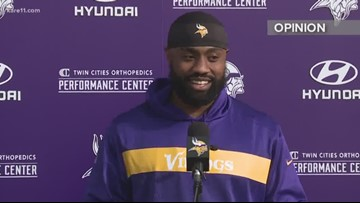 Souhan's take: What's the rush in getting Everson Griffen back on the field?