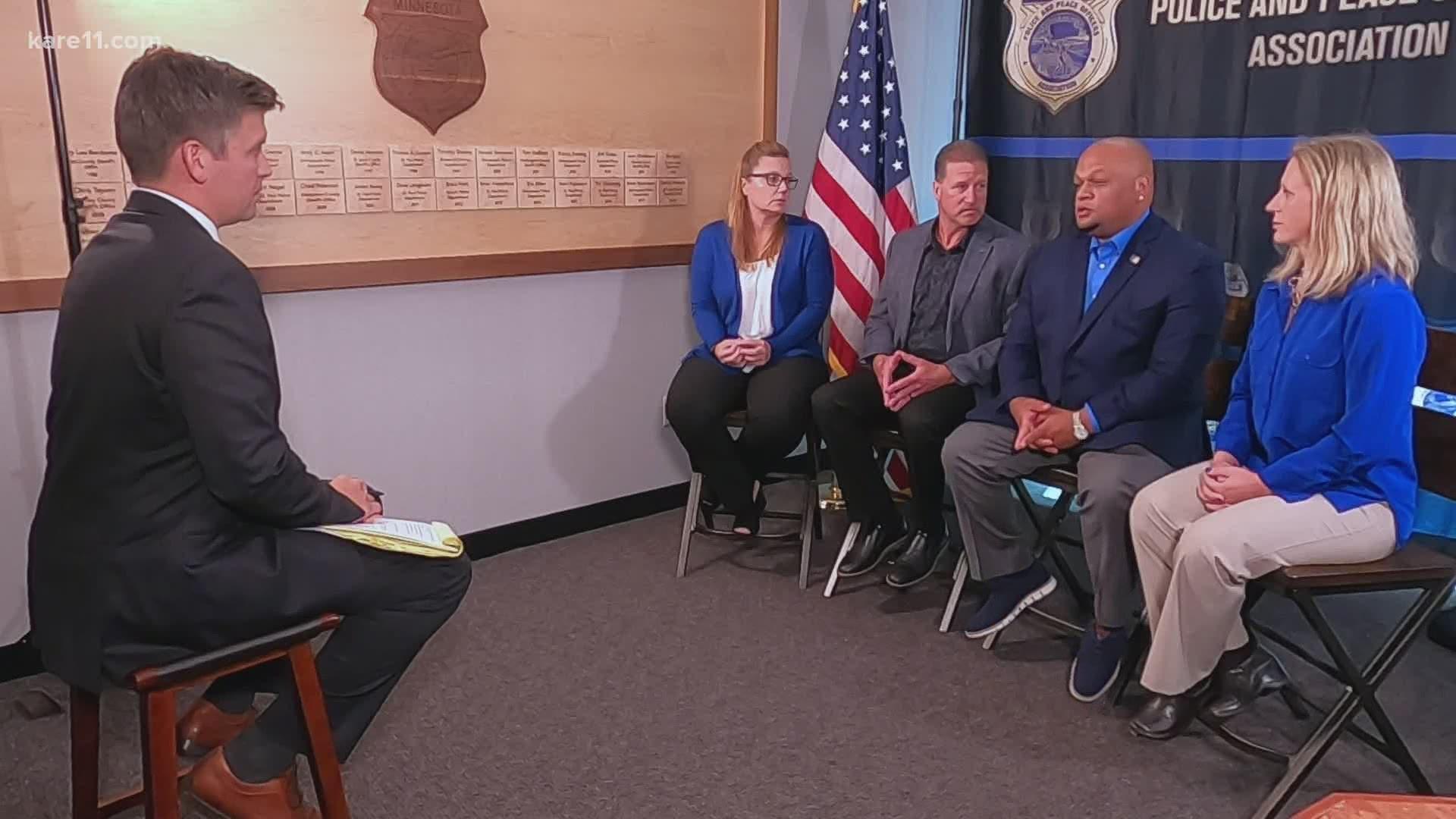 Police Federation President Bob Kroll Will Not Resign Kare11 Com