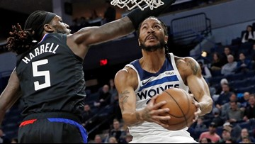 Timberwolves: Covington, Rose, Teague likely done for season
