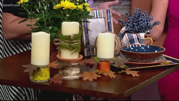 Bachman's Fall Ideas House features inspiring decorating