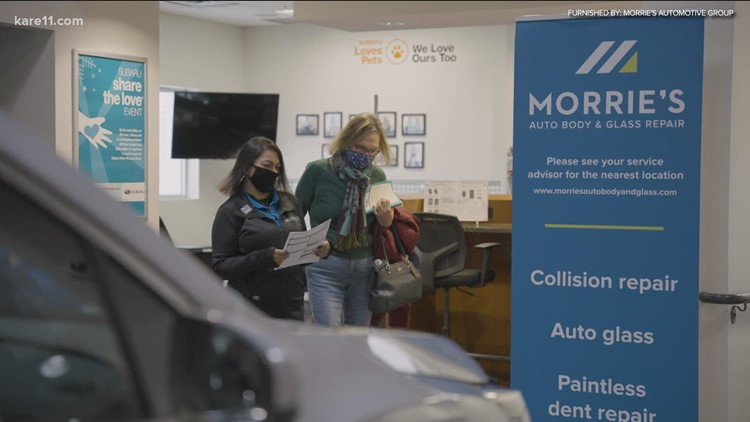 Local women in automotive industry win national award
