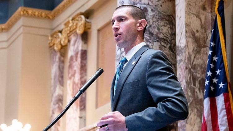 GOP Sen. Jeremy Miller elected as Majority Leader