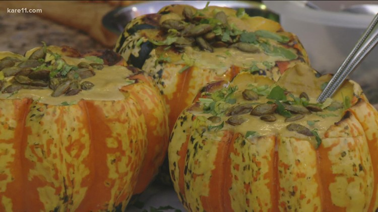RECIPES: Cooking with squash this autumn