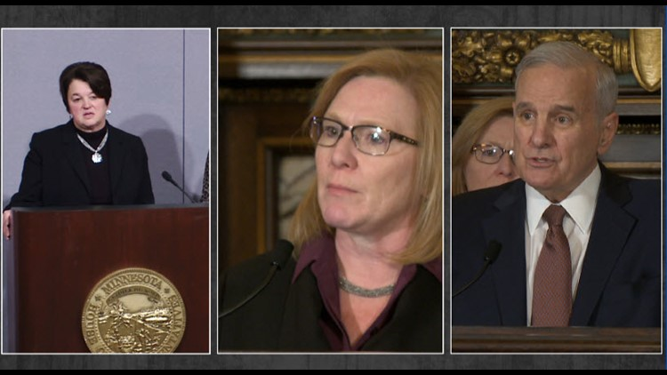 In news conference this year, politicians from both parties repeatedly promised reforms. (Photo: KARE 11)