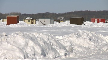 DNR: Time to start removing those fish houses