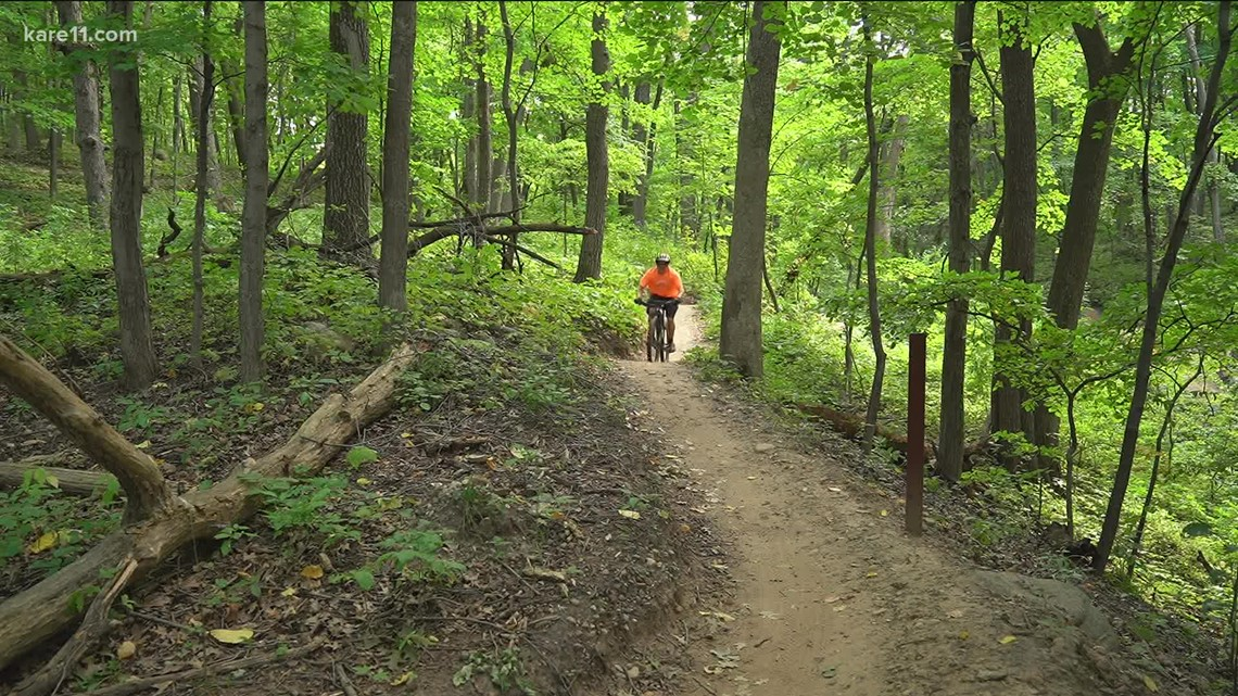 New mountain bike trail opens in Minnetonka