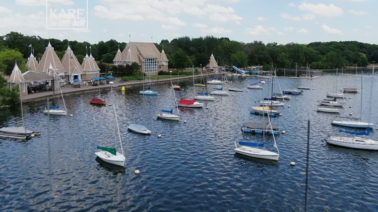 KARE in the Air: Lake Harriet Bandshell