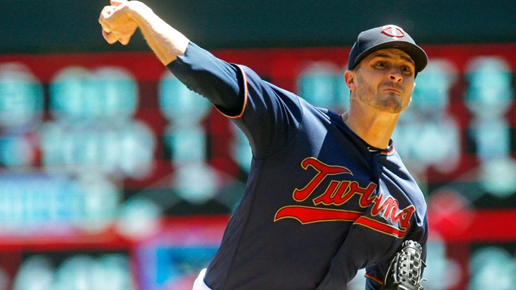 Odorizzi, two more homers give Twins 7-0 win over White Sox
