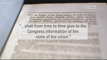 VERIFY: Can Congress decline the State of the Union?