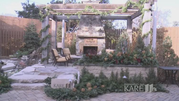 Southview Design spruce up KARE 11 Backyard   kare11.com