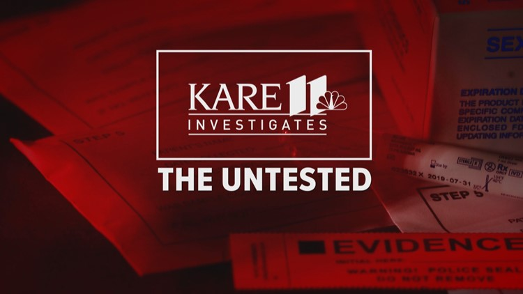 KARE 11 Investigates: More untested rape kits discovered in MN