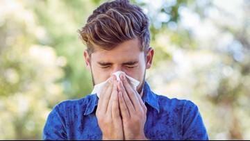 Real Men Wear Gowns: Seasonal allergies