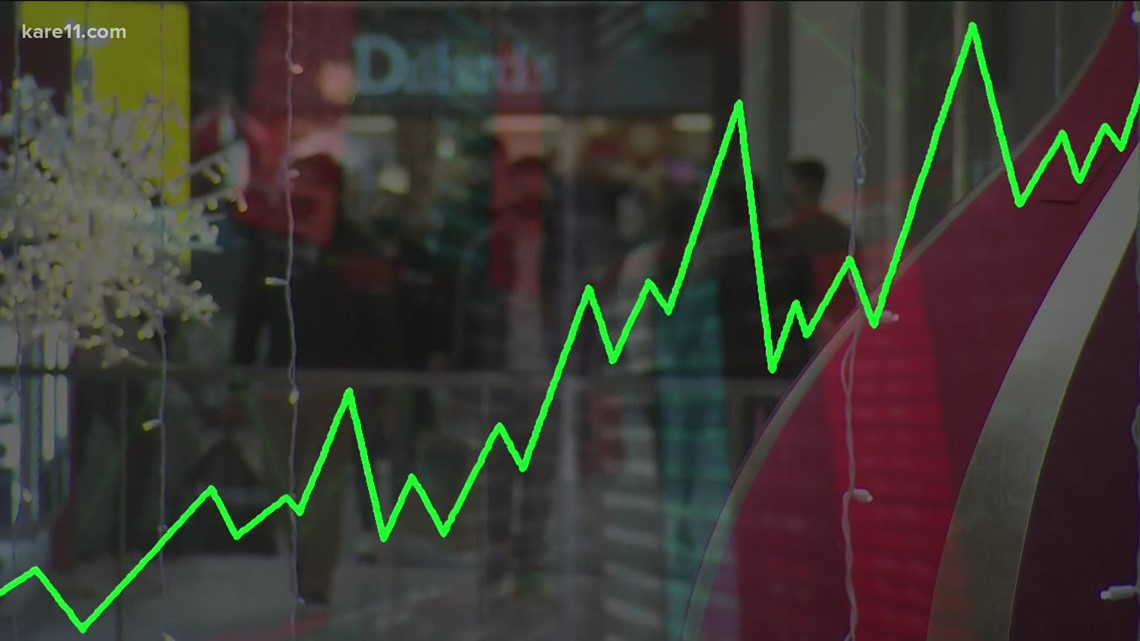 While inflation numbers may appear concerning, experts say don't panic