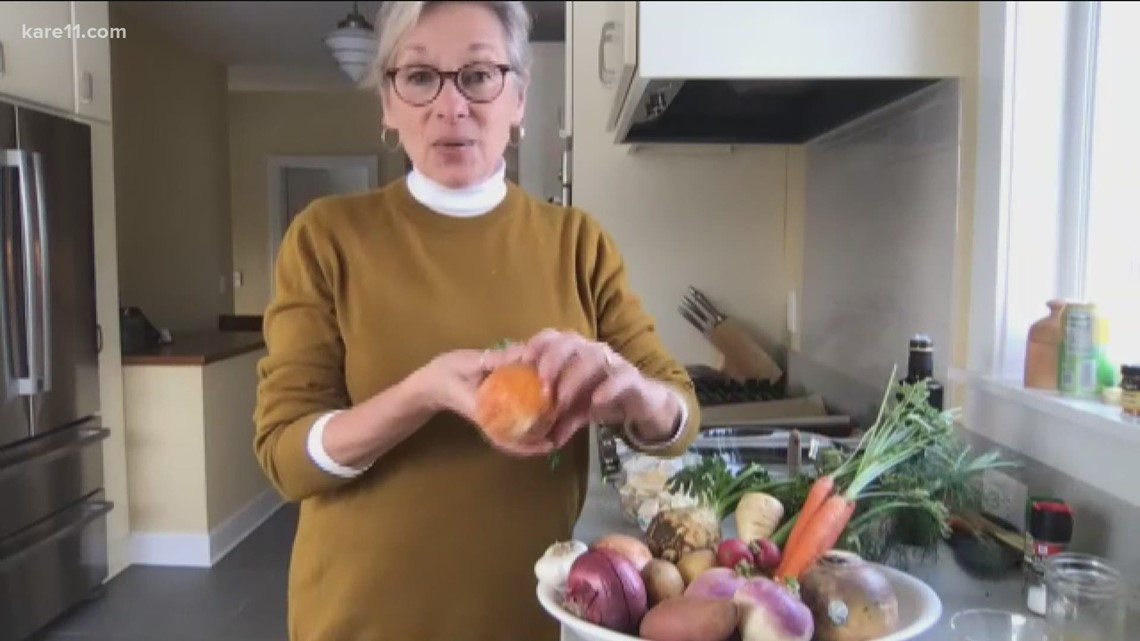 RECIPE: Why root vegetables are healthy and how to cook them