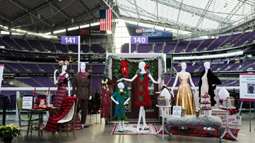 Minneapolis Holiday Boutique returns to U.S. Bank Stadium