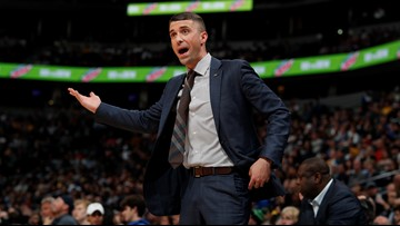 Wolves to keep Ryan Saunders on as permanent head coach