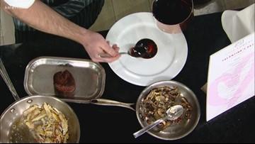 RECIPE: Beef Tenderloin with Oyster Mushroom