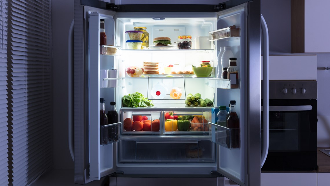 Spring clean your fridge for healthier eating