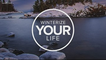 Winterize Your Life: Car