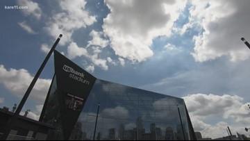 Light-filled stadium creates complex Final Four conversion