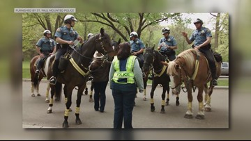 No more horse, motorcycle patrols in St. Paul