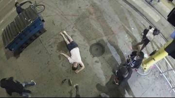 Downtown beatdown victim still suffering concussion symptoms