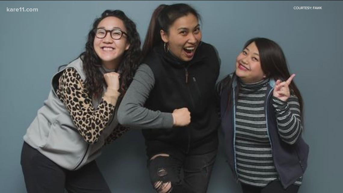 Asian women use comedy to combat dehumanization, invisibility