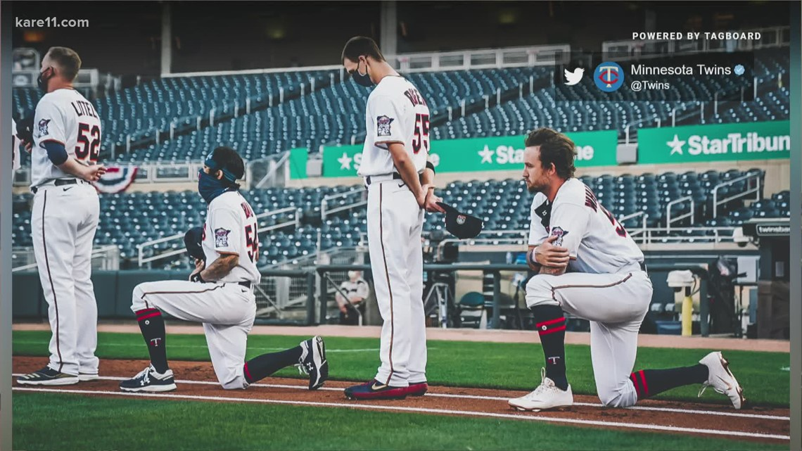 Twins taking another win against the Cardinals