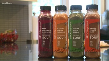Inventures: Sippable soup