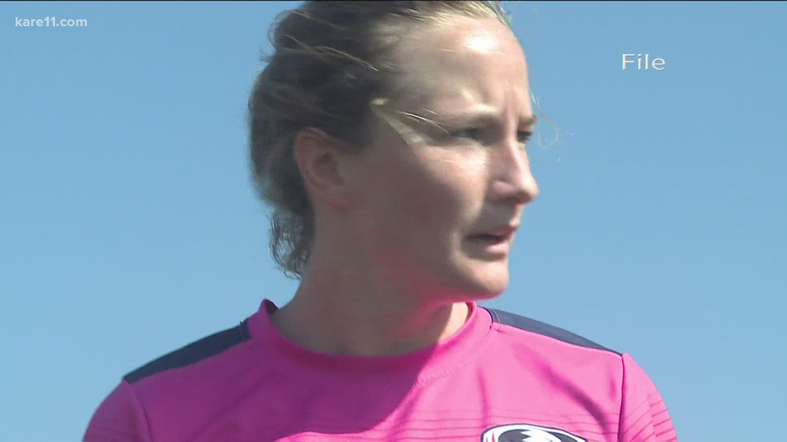 Former Olympian in rugby is training for World Cup in 2021