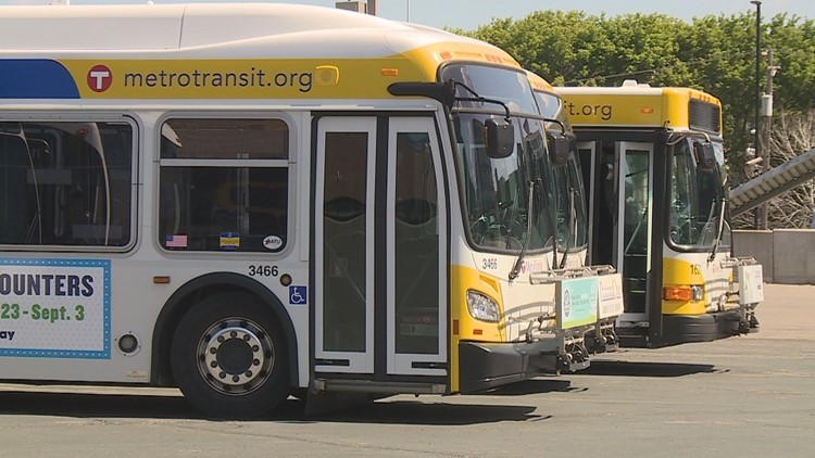 Metro Transit looks to add safety feature for bus drivers