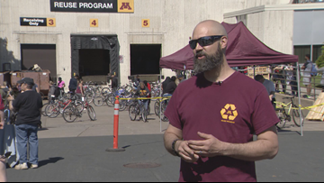 U of M program refurbishes and sells abandoned bikes