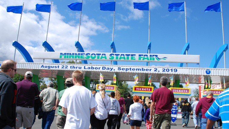 Minnesota State Fair sets 5th attendance record of 2019