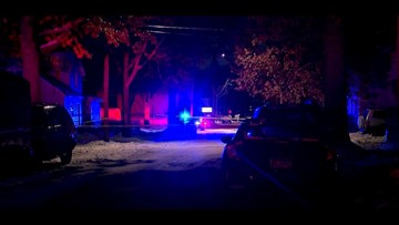 1 man dead in officer-involved shooting in N. Mpls.