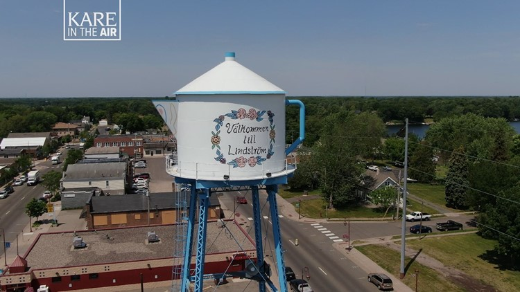 KARE in the Air: The Lindstrom Coffee Pot