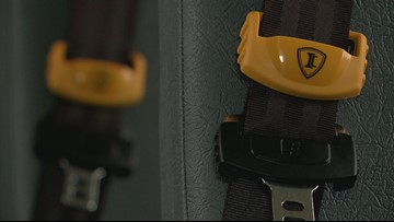 Seat belts added to buses in one east metro school district