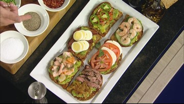 Avocado toast is all the rage