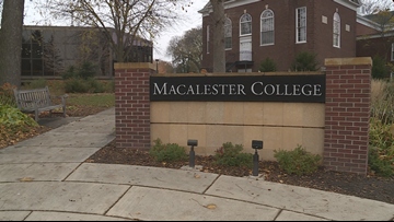 Macalester College pulls founder's name from campus building